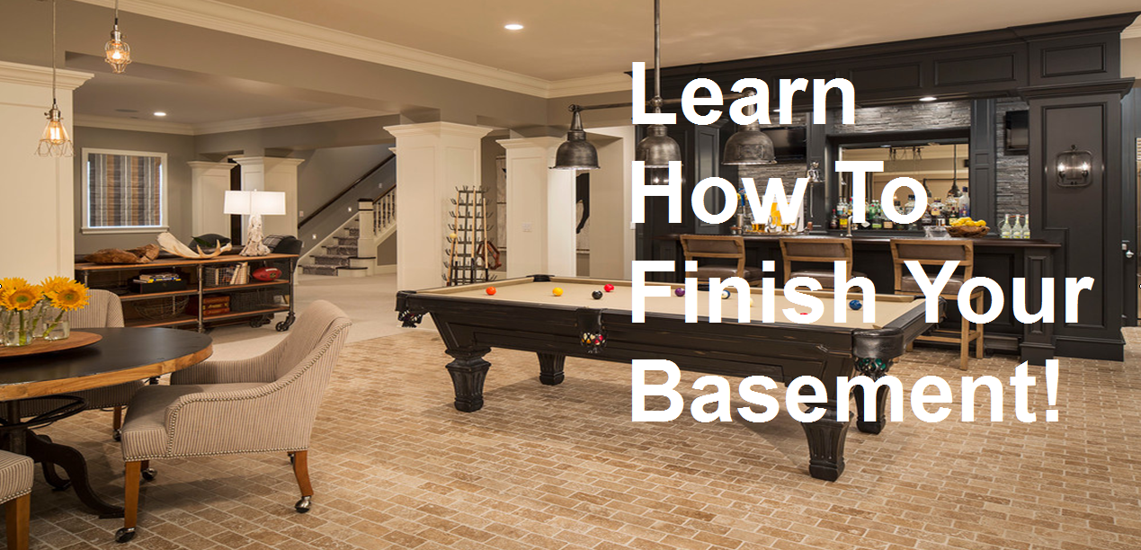 Finish Your Own Basement