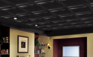 basement drop ceiling people this way please. Black Bedroom Furniture Sets. Home Design Ideas