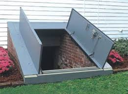 Again Depending On Where You Live, A Covered Steel Entry Hood Egress Door  Will Run You Approximately $4,000.00 To $5,500.00 To Have Installed By An  Outside ...