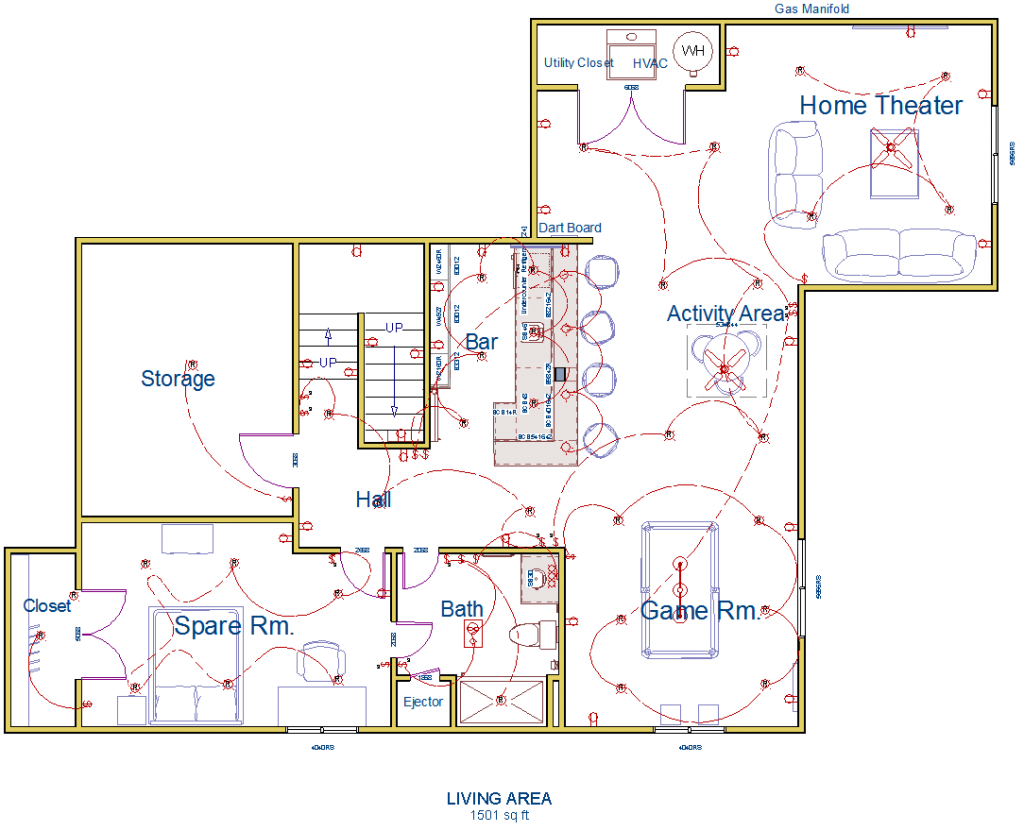 Basement Design Software How To Design Your Basement